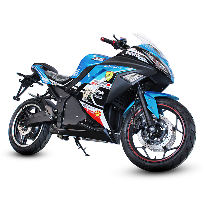 New EEC 5000w electric motorcycle for adult